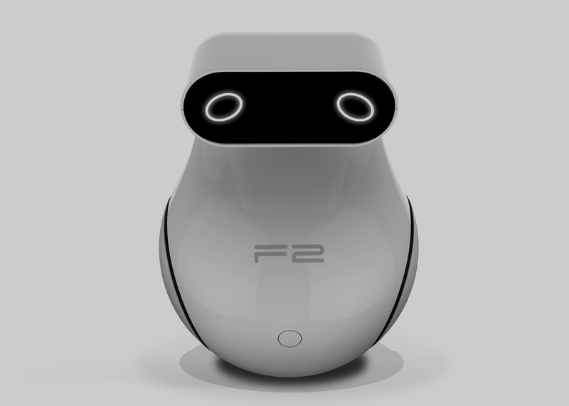 2015 BABY CARE ROBOT DESIGN