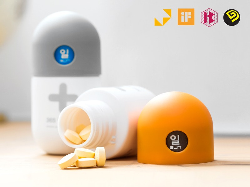2014 SMART MEDICAP DESIGN - IF DESIGN AWARD GOLD & TRIPLE CROWN
