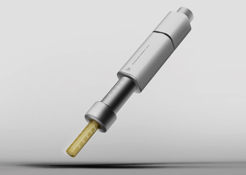 2013 NEEDLE FREE INJECTION SYSTEM DESIGN